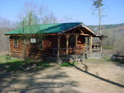 Otter View Log Cabin